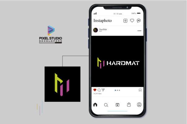 Hardmat Logo